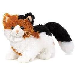 Webkinz Virtual Pet Plush - Calico CAT + Webkinz Bookmark - New with Sealed Tag and Unused Code