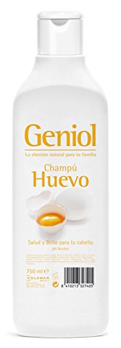 GENIOL - EGG shampoo 750 ml-unisex