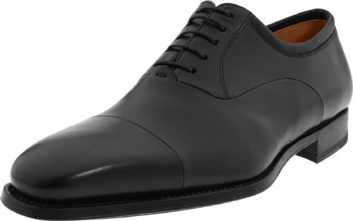 Magnanni Men's Federico Oxford,Black,8 M US