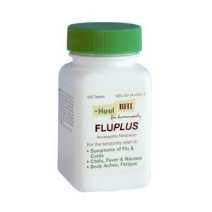 Flu-Plus - 100 - Tablet