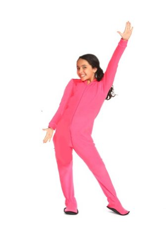 Kids Pajamas With Feet front-848532