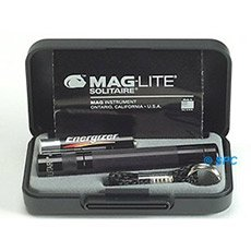 Maglite Boxed AAA Solitaire Torch - Black