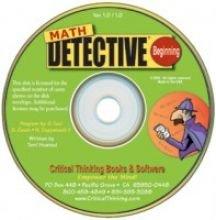 Math Detective Beginning