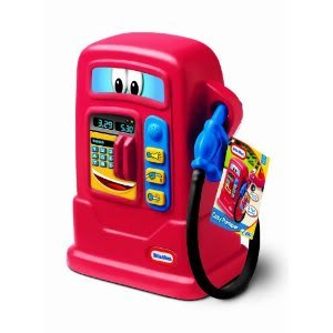 Amazon.com: Toy / Game Super Little Tikes Cozy Pumper With Three