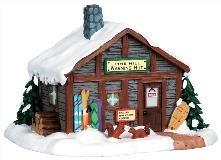 Lemax Vail Village Warming Hut (93740) images
