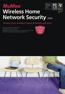 McAfee Wireless Home Network Security Suite- 3 User
