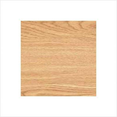Wooden Mallet 3-Pocket Countertop Business Card Holder, Light Oak