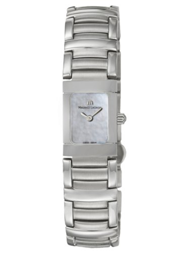 Maurice Lacroix Miros Women's Quartz Watch MI2011-SS002-160