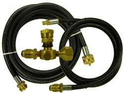 Sturgi-stay Deluxe Propane Adapter Kit for RV's, Campers, Motorhomes