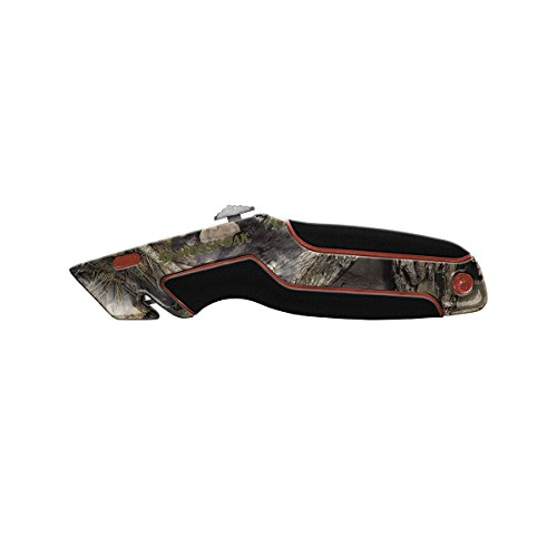 Mossy Oak QC Utility Knife - Country Red