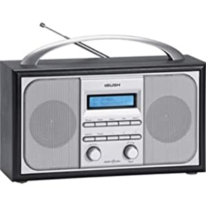 bush stereo dab fm radio electronics. Black Bedroom Furniture Sets. Home Design Ideas