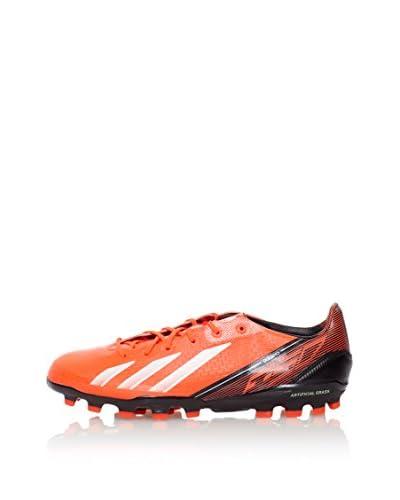 Adidas Scarpa Da Calcio Adizero F50 Trx Ag Syn [Arancione/Nero]