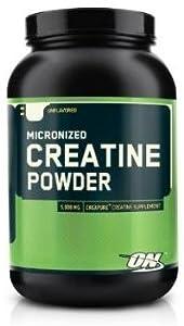 Optimum Nutrition Creatine Powder, 6 x 600g = 3600g