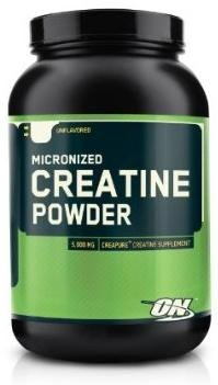 Optimum Nutrition Creatine Powder, Value Pack (4000g)