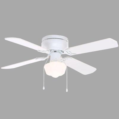 Littleton 42 in. White Ceiling Fan (Selling Fan compare prices)