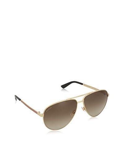 Gucci Sonnenbrille 2281/S HA (61 mm) goldfarben