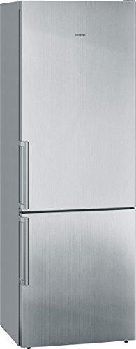 Siemens KG49EBI40 réfrigérateur-congélateur - réfrigérateurs-congélateurs (Autonome, Bas-placé, A+++, Acier inoxydable, SN, T, LED)