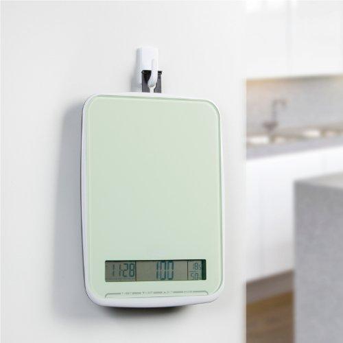 Pratique-xL multi balance gewichtsmessungen jusqu'à 10 kg-surface élégante-electronique ménage au design & vertes-produit neuf vendu dans son emballage original.