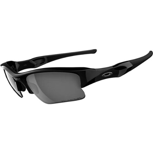Oakley Adult Flak Jacket XLJ Polarized Sunglasses