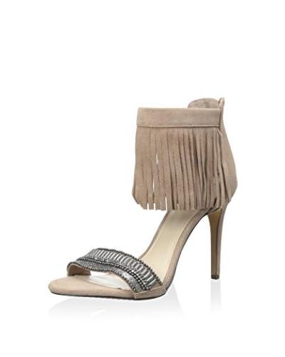 Vince Camuto Women's Trumen Heeled Fringe Sandal