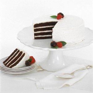 Caroline's Cakes Chocolate Coconut Cake