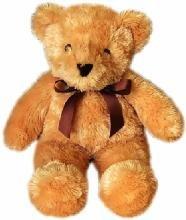 Teddy Bear 【テディベア】 ソフトチューキーベア S 全長38cm