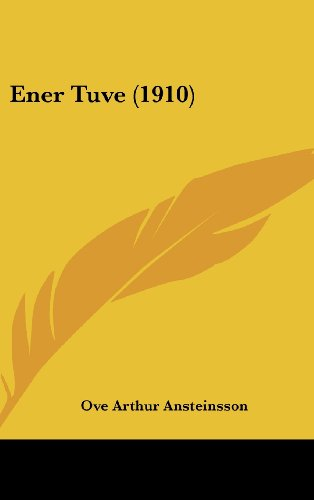 Ener Tuve (1910)