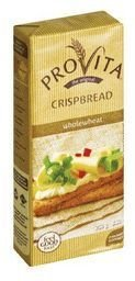 Bakers - Provita - Wholewheat Crispbread