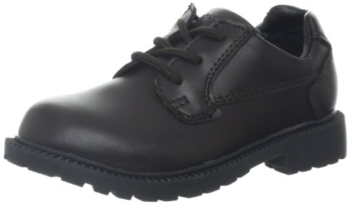 Brown Toddler Dress Shoes