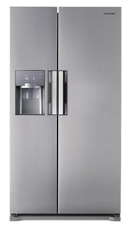 Samsung RS7768FHCSP/EF Side by Side / A++ / 350 kWh/Jahr /  361 L Kühlteil /  184 L Gefrierteil / Edelstahl Look / Wasser/Eis, Indoor I/M, Built-in Easy handle, Silber Dekor