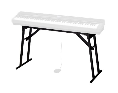 Black Foldable Stand Cs-53P For Piano Casio Electronic Priviapx-150We/150Bk/350Mbk/3Sbk