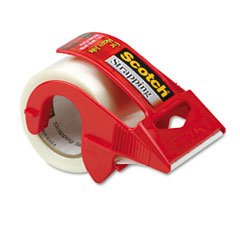 Scotch® Reinforced Strength Shipping and Strapping Tape in Dispenser (Strapping Dispenser compare prices)