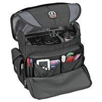 Tamrac 5534 Adventure Messenger 4 Camera Bag (Gray/Black)