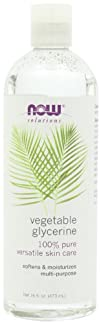 NOW Solutions Glycerine Vegetable, 16…
