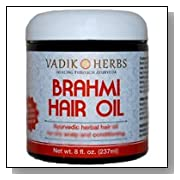 Brahmi Oil - Ayurvedic Hair Growth massage oil