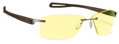 Gunnar Optiks Computer Glasses Bit Surfer Espresso