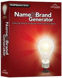 Name and Brand Generator