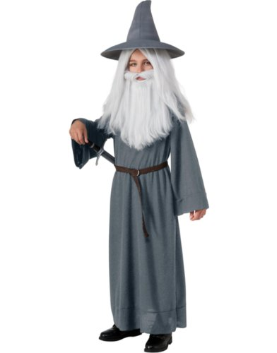 Wmu Children Gandalf Costume- Large(Pack Of 1)