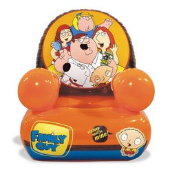 Family Guy Inflatable Chair Griffins