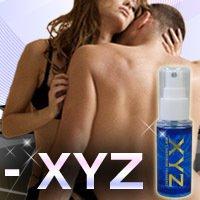 XYZ (エックスワイジー) 男性専用媚薬フェロモン香水