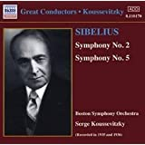 Sibelius : Symphonies N 2 & 5