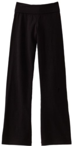 Soffe Big Girls' Yoga Pant, Black, Medium (Girls Yoga Pants compare prices)