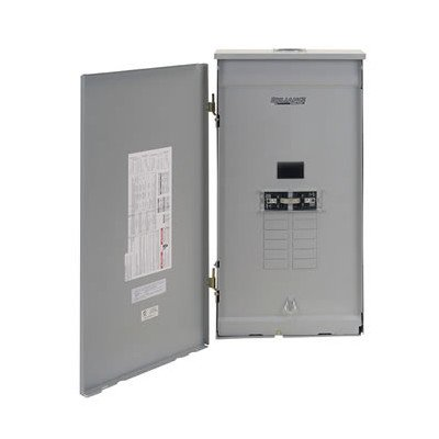 Trc Outdoor Transfer Sub Panel / Link For 100A Utility And 60A Generator