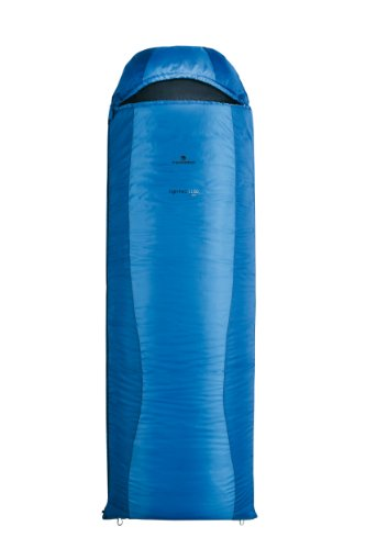 Ferrino Lightec 700SQ Sleeping Bag (Blue)