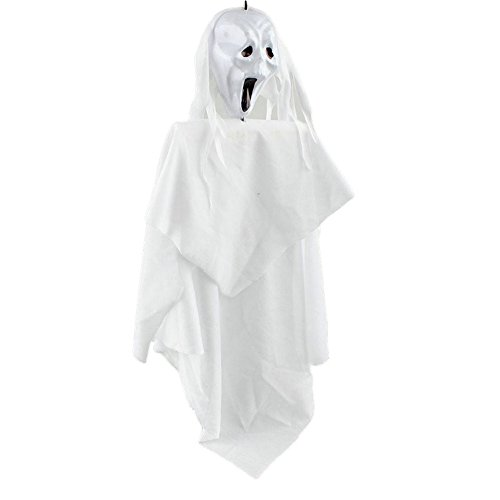 [FastTop Halloween Decoration Hanging Ghost Horror haunted House Dress Up Props] (Adult Floating Ghost Halloween Costumes)