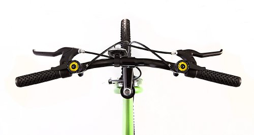 Titan Wildcat Ladies Mountain Bike (Green/Black, 26-inch)