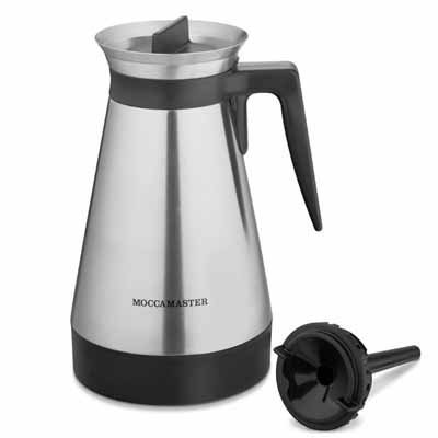 Best Prices! Technivorm 1.25 L Thermal Carafe for KBT, KBGT, CDGT Brewers