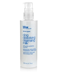 bliss® Clog Dissolving Cleansing Milk™ 200ml