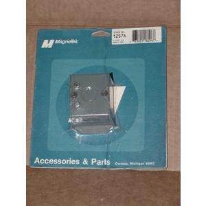 "Magnetek 1257A 5-1/16""Dia Motor Conduit Box"