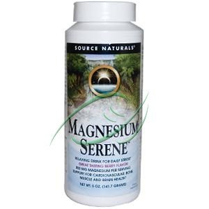 Magnesium Serene Berry Flavor 5 Ounces